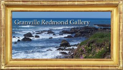 Granville Redmond Gallery ~ Contact Page