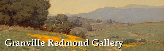 Granville Redmond Paintings in Museum Collections!